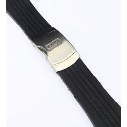 Oris bracelet caoutchouc ref 4.27.01