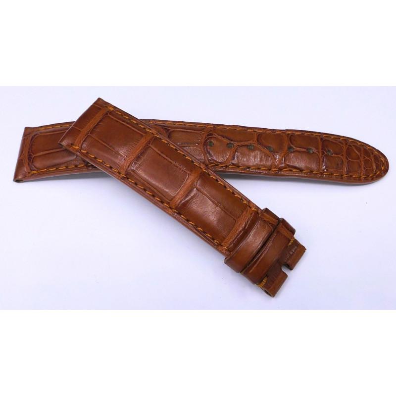 Montblanc croco  strap 19mm