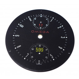 Dial for Omega recording 599