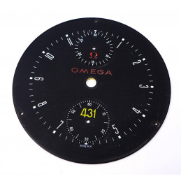 Dial for Omega recording 431