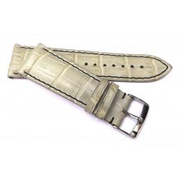 Croco strap 24 mm