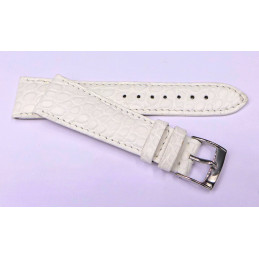 Bracelet croco 21 mm