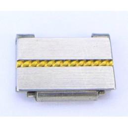 Omega steel / gold link 11,60 mm