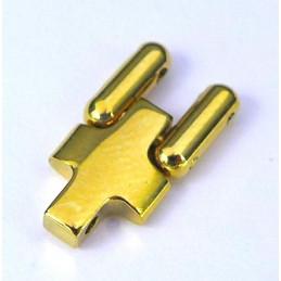 Omega gold link 7 mm