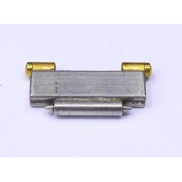 Maillon Omega or / acier 13 mm