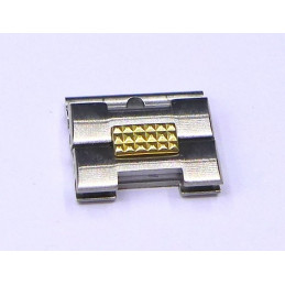 Omega steel / gold link 9,50 mm
