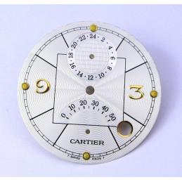 Cartier- Superluminova Pasha dial 38 mm