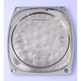 Steel back case OMEGA Seamaster 196.0136 / 396.0875