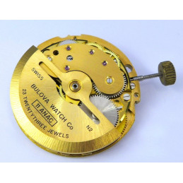 Bulova caliber 64 movement