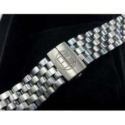 Alain Silberstein steel bracelet 22mm