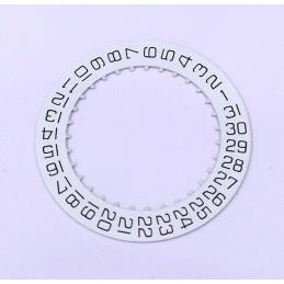 Cartier - Date disc 5h MM Mvt 87 - VC200191