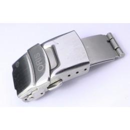 Oris - Steel folding buckle 16 mm