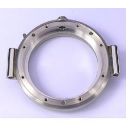 Cartier -  Pasha Plongueur 38 mm steel case - VA010055