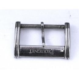 Emile Pequignet boucle ardillon acier 16 mm