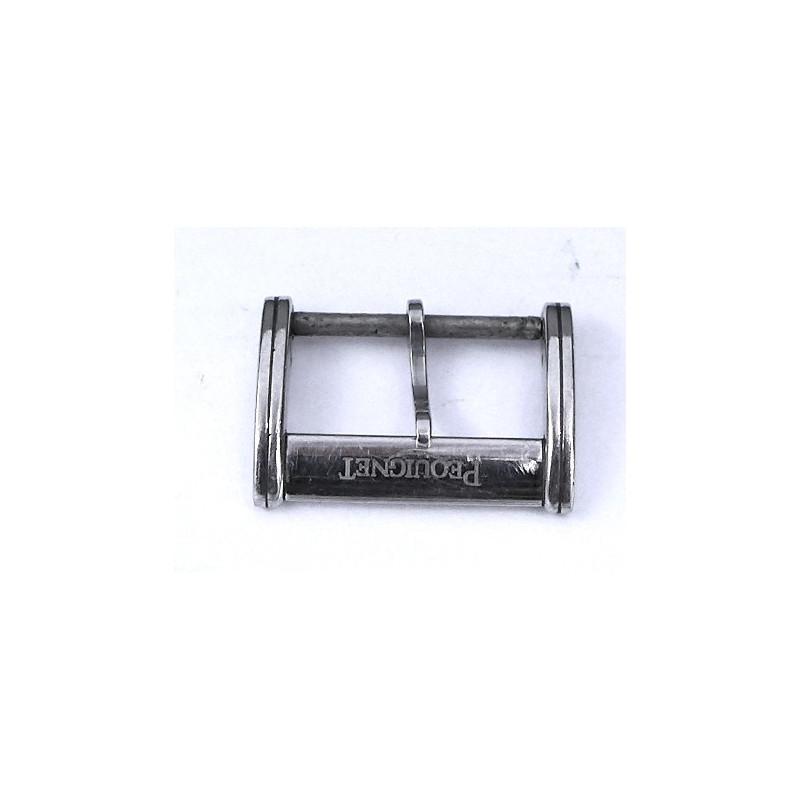 Emile Pequignet  steel buckle 16 mm