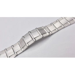 Bracelet BULGARI acier Diagono homme CH 1.98