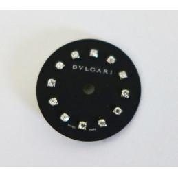 Bulgari diamond dial