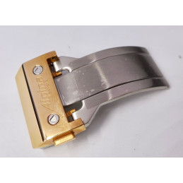 ALPINA deployant golden buckle