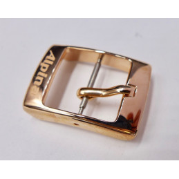 Boucle ALPINA dorée 16mm