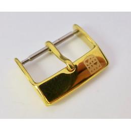 FREDERIQUE CONSTANT golden buckle 16mm