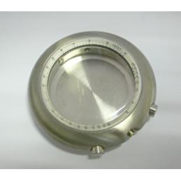 Boitier de chronographe Charles Gigandet pour Valjoux 72C