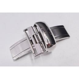Tissot, boucle déployante acier 18 mm