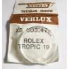Rolex verre TROPIC 19 pour Submariner