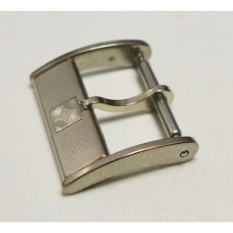 ZENITH deployant buckle titanium 16mm