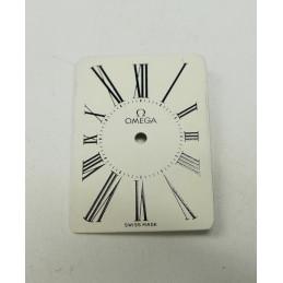 Omega rectangular dial