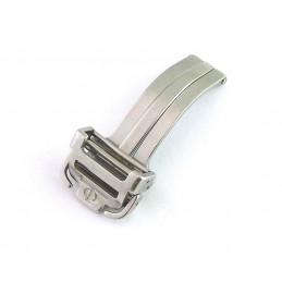 Baume & Mercier steel deployant buckle 16mm