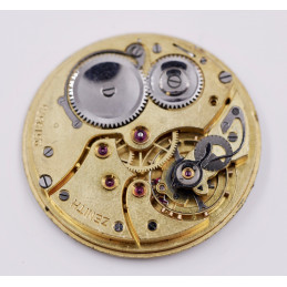zenith pocket watch movement 40,5mm