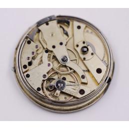 Pocket watch movement quarter repeater