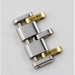 Maillon or/acier JAEGER LECOULTRE Reverso GT 17,3 mm
