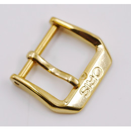 Oris golden buckle 12 mm