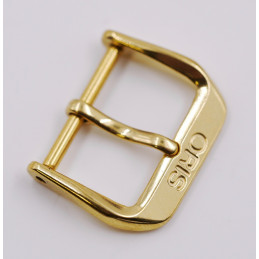 Oris golden buckle 12 mm