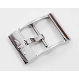 Breitling boucle ardillon acier moderne 18 mm