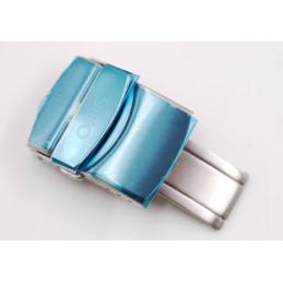 Fermoir 30 18 40 acier ORIS 18mm pour bracelets caoutchouc
