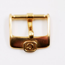 CORUM goldfilled buckle 14mm