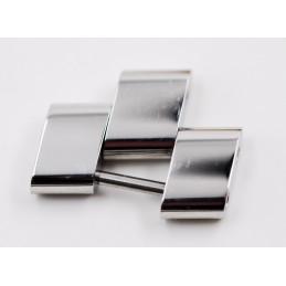 Breitling steel link 18mm