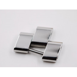 Maillon Breitling acier 18mm