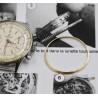 Bague de fixation de lunette Breitling Chronomat 808