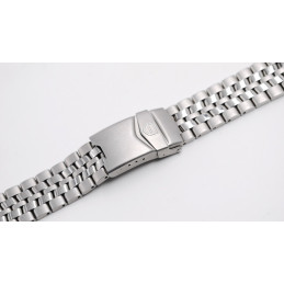 HEUER brushed steel bracelet 20mm