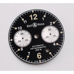 Bell & Ross dial