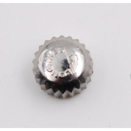 Couronne acier LONGINES 6,20 mm