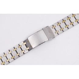 Breitling NSA titanium/gold 20mm strap