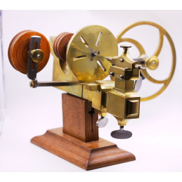 Burin fixe ancien d'horloger