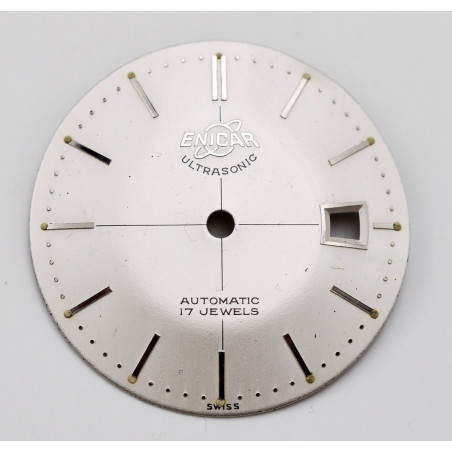Enicar ultrasonic automatic dial