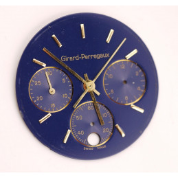 Cadran chronographe Girard Perregaux