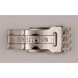 Fermoir acier BREITLING 18mm