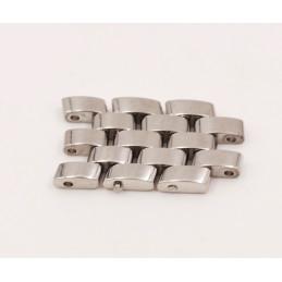 LONGINES Dolce vita brushed steel Link